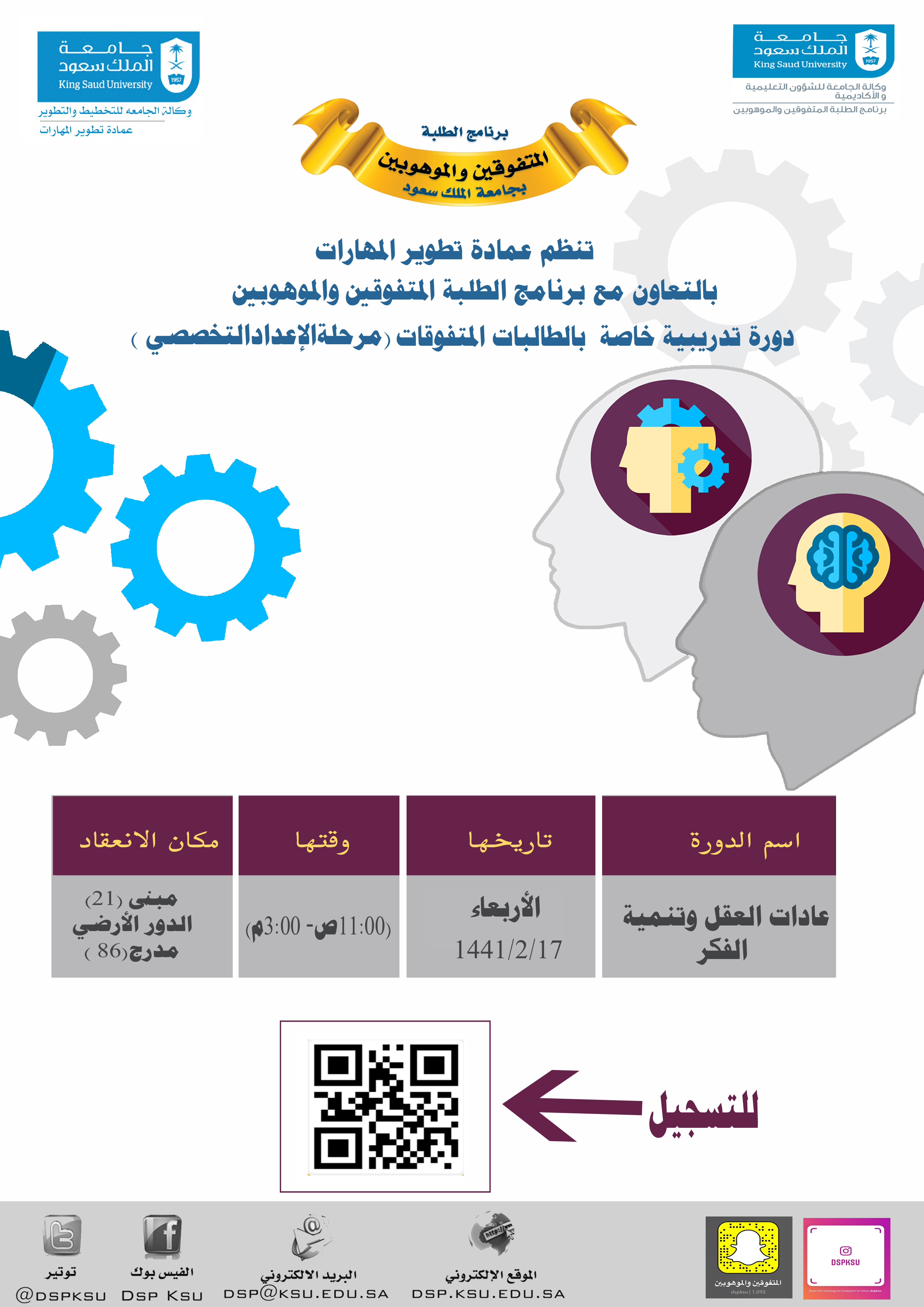 عادات العقل وتنمية الفكر